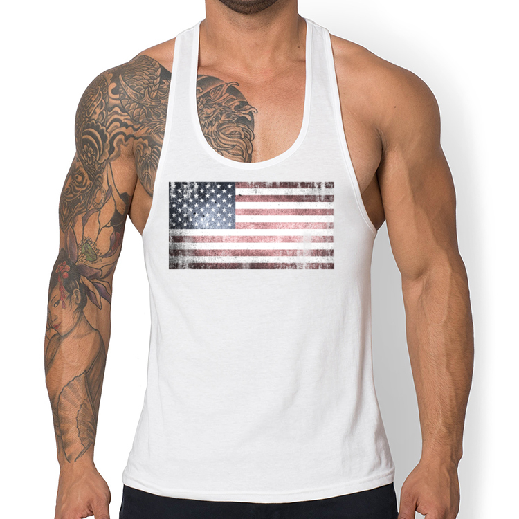 USA FLAG - MAN TSHIRT